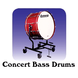 Concert Bass Drums