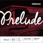 Prelude by Daddario J1010 1/2M CELLO SET 1/2 MED