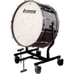 "LUDWIG  Ludwig LECB86X7G 18x36"" Drum with LE787 Tilting Stand"