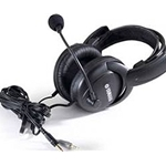 Yamaha CM500 Headset With Built-in Microphone For LC4 Music Lab