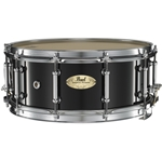 PEARL  Pearl CRP1455103 14x5.5 Concert 6-Ply Maple Snare Drum, PIANO BLACK