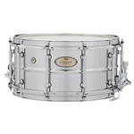 "PEARL  Pearl CRS1465 14"" x6.5"" Concert Steel Snare Drum"