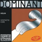 Dominant  132 Violin D Ball End
