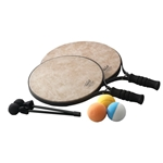 "PD-1214-00-SD099 Remo  PD-1214-00-SD09 Paddle Drum, 12"" & 14"""