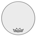 Remo  PM-1018-MP  Powermax® Ultra White Crimplock® Bass Drumhead, 18""