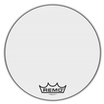 Remo  PM-1020-MP  Powermax® Ultra White Crimplock® Bass Drumhead, 20""