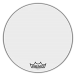 Remo  PM-1024-MP  Powermax® Ultra White Crimplock® Bass Drumhead, 24""