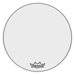Remo  PM-1026-MP  Powermax® Ultra White Crimplock® Bass Drumhead, 26""