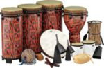 Remo  PP-WMDC-AA  World Music Drumming Drum Pack, Package A