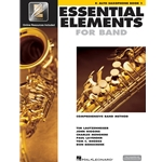 Essential Elements for Band - Book 1 with EEI - Eb Alto Saxophone