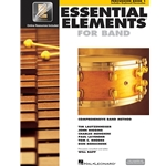 Essential Elements for Band - Book 1 with EEI - Percussion/Keyboard Percussion