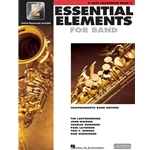 Essential Elements for Band - Book 2 with EEi - Eb Alto Saxophone