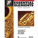 Essential Elements for Band - Book 2 with EEi - Eb Baritone Saxophone