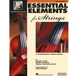 Essential Elements for Strings - Book 1 with EEi - Viola