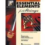 Essential Elements for Strings - Book 1 with EEi - Double Bass