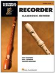 Essential Elements for Recorder Classroom Method - Student Book 1 w/CD