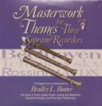 Masterworks for Three Recorders, CD