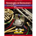 STANDARD OF EXCELLENCE ENHANCED BK 2, BARITONE BC
