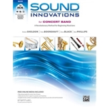 Sound Innovations, Book 1 [Combined Percussion]
