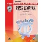 First Division Band Method, Bari Sax, Part 1