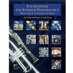 FOUNDATIONS FOR SUPERIOR PERFORMANCE, ALTO SAX