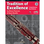 TRADITION OF EXCELLENCE BK 1, Eb BARI SAX