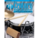 Belwin 21st Centry Band Method Level 1 - Percussion