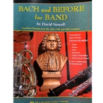 BACH AND BEFORE FOR BAND - MALLET PERCUSSION
