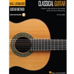 THE HAL LEONARD CLASSICAL GUITAR METHOD book 1 with Online Audio by Paul Henry