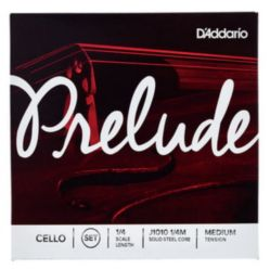 J1010 1/4M PRELUDE CELLO SET 1/4 MED