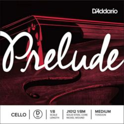 J1012 1/8M PRELUDE CELLO D 1/8 MED