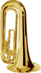 "KING 1151 Marching Brass ""Ultimate"" Marching Tuba - Key of BBb"