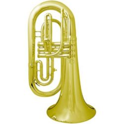 KING K30 Marching Brass  Marching Hybrid Euphonium - Key of Bb