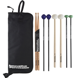 INNOVATIVE PERC FP-2 INNOVATIVE PERCUSSION FP-2  INTERMEDIATE PACK (F2, F9, GT3, IPLD & SB3)