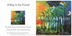 Rhythm Band MKADF A Day in the Forest - CD