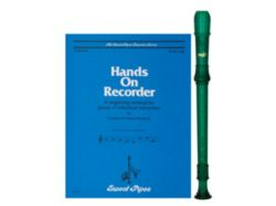 Rhythm Band RBA100HG  RECORDER PKG (CR101G/SP2358)