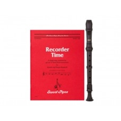 Rhythm Band RBA101G Aulos Recorder Package (A303A/SP2308)