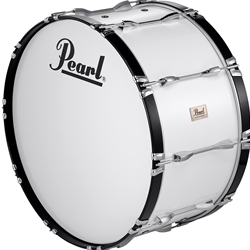 "Pearl CMB1414NC46 Competitor Series 14""x14"" Bass Drum in finish #46 Midnight Black"