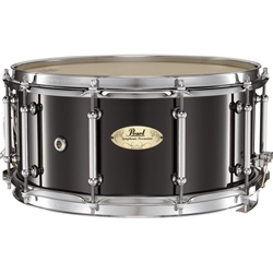 Pearl CRP1465103 14x6.5 Concert Series Maple Snare Drum with SR-017 Throw and Cable Snares