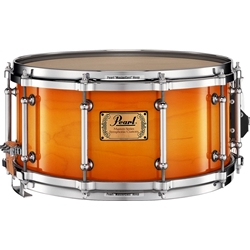 PEARL  Pearl SYP1465138 14x6.5 Symphonic 6-Ply Maple Snare Drum , ANTIQUE SUNBURST
