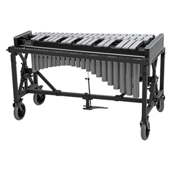 Adams VCSF30M 3.0 Octave Concert Series Vibraphone, Silver Bars, Field Frame, with motor