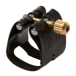 Rovner  L-1R (L5) LIGHT LIGATURE - Bb CLARINET - HARD RUBBER STYLE MOUTHPIECE
