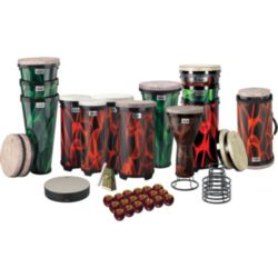 Remo  DP-0270-AA  Beat The Odds Drum Pack, Package A