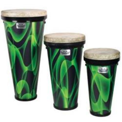Remo  DP-VSTK-CC  Versa® Drum Timbau Nested Pack