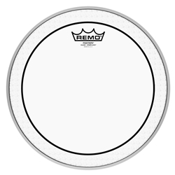 Remo  PS-0312-MP  Pinstripe® Clear Crimplock® Tenor Drumhead, 12""