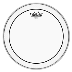Remo  PS-0313-MP  Pinstripe® Clear Crimplock® Tenor Drumhead, 13""