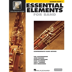 Essential Elements for Band - Book 1 with EEI - Bassoon