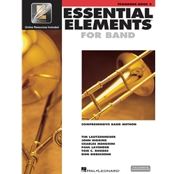 Essential Elements for Band - Book 2 with EEi - Trombone