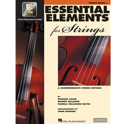 Essential Elements for Strings - Book 1 with EEi - Violin