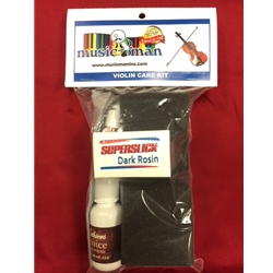 MUSIC MAN MMVCK MMI Violin - Viola Care Kit